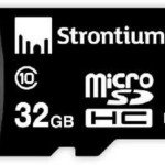 Strontium 32 GB Class 10 Memory card at Rs. 611 only