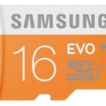 Samsung Evo cards 16 GB at Rs.391 on Flipkart App Offer