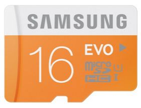 samsung evo cards offer