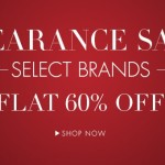 Amazon Shoes Clearance Sale – Flat 60% OFF