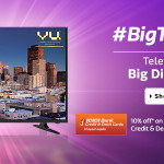 Flipkart Big TV Days Shopping Offers – Flat 10% Off on ICICI Bank Cards