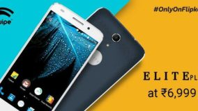 Swipe Elite Plus Smartphone on Flipkart