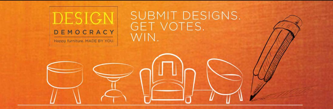 Pepperfry design democracy furniture design challenge