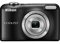 Nikon Coolpix L31 16.1 MP Point & Shoot Camera (Black)