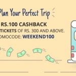 Paytm Bumper Weekend Offer on bus tickets