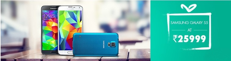 Snapdeal samsung galaxy s5