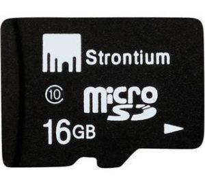 Strontium Micro SD 16GB