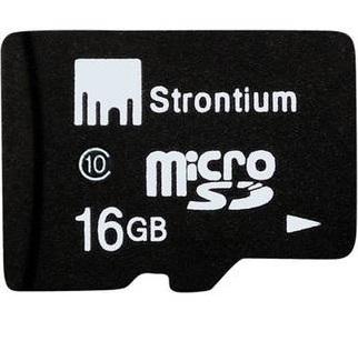 Strontium 16 GB Memory Card