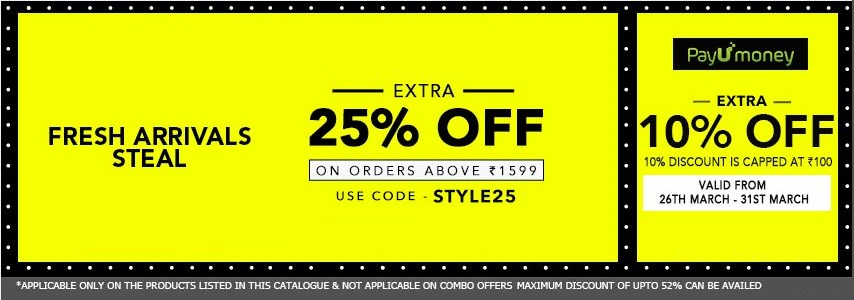 jabong selected styles