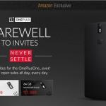 Amazon brings One Plus One Open Sale Everyday