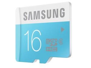 Samsung 16 GB Class 6 Micro SD card