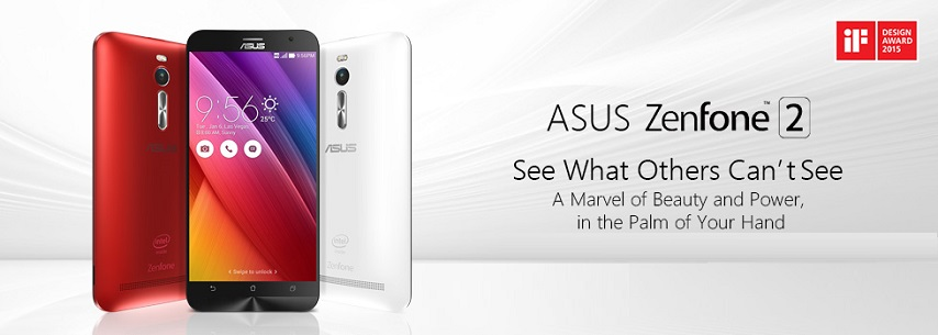 Asus Zenfone 2 Exclusively at Flipkart for Pre-Order