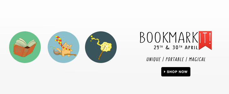 BOOKMARKIT Books Sale