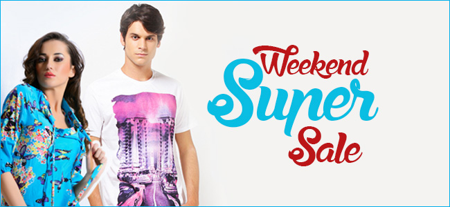 Biggest Weekend Super Sale snapdeal