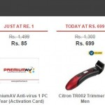Flipkart Deals of the Day 2 April 2015