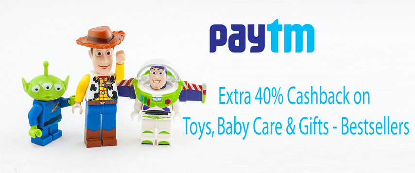 Paytm Flash Sale Kids Bestsellers