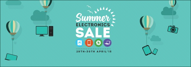 Snapdeal Summer Electronics Sale offers