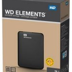 WD Elements External Hard Drive at 43% off