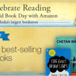 World Book day Offer – Get Upto 60% off on Best Selling Books