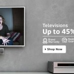 Flipkart Best deals on Television – Upto 45% off