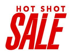 hot shot sale