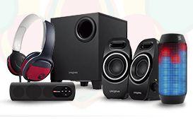 Amazon best selling headphones and speakers