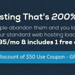 DreamHost Discount Coupon 2015 – $50 Off GrabSparks Special Offer