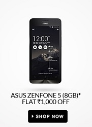 Flipkart Mobile Sale-Asus Zenfone 5