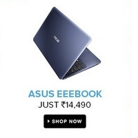 Flipkart shop Smart sale Asus EEEbook