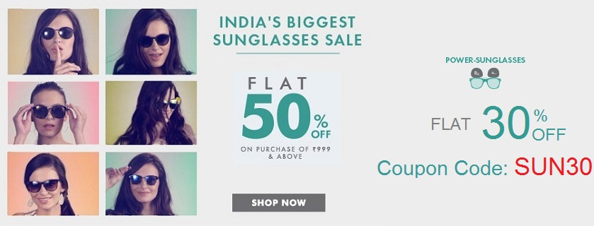 Lenskart Sunglasses Offer