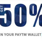 Paytm Cashback Offer on PrintVenue – Get 50% Cashback in Paytm Wallet