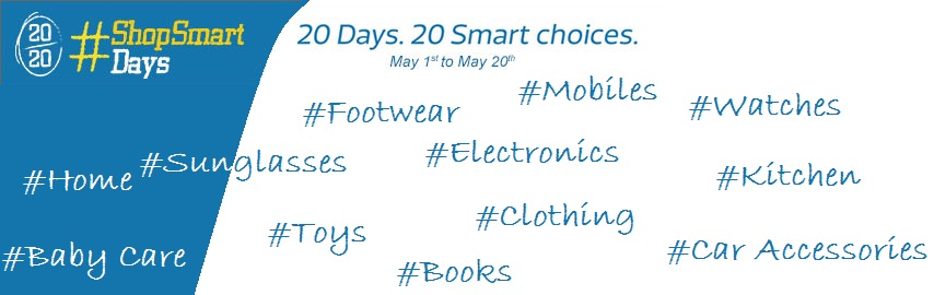 Shop Smart Days