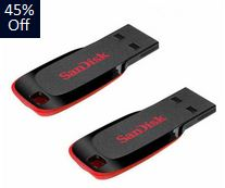 Snapdeal Day of Surprise Sandisk Pendrive Combo