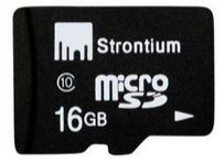 Snapdeal day of surprises Strontium memory card 16 GB