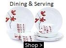 Great Kitchen Fest dinning & serving