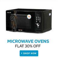 flipkart microwave ovens