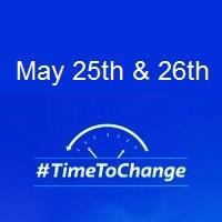 flipkart time to change 24 & 25 may