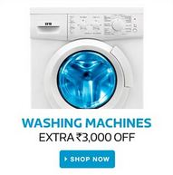 flipkart washing machines