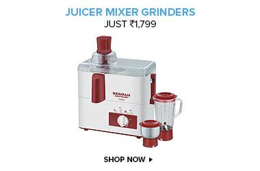 flipkart ome appliances sale maharaja juicer