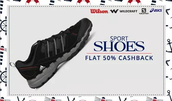 paytm shoes offer up to 50