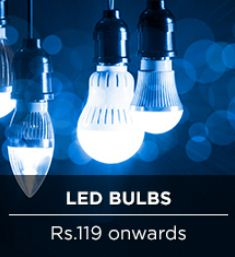 pepperfry LED bulbs