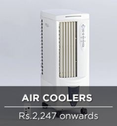 pepperfry air coolers