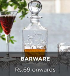 pepperfry barware