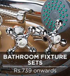 pepperfry bathroom fixture