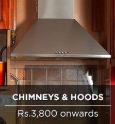 pepperfry chimney and hoods
