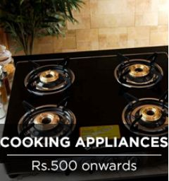 pepperfry cooking appliances