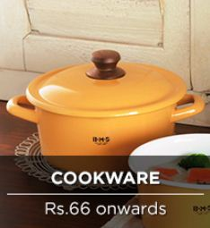 pepperfry cookware