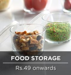 pepperfry food storage
