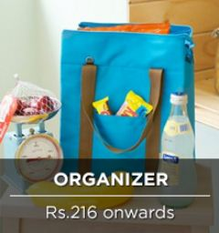 pepperfry organiser