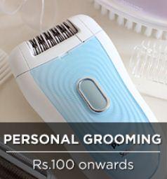 pepperfry personal grooming